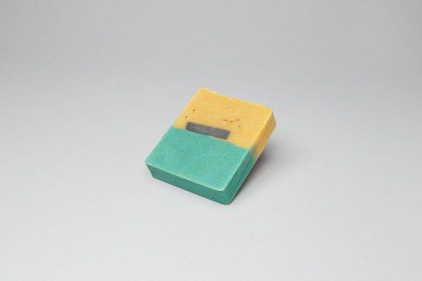 Cardamom, mimosa & calendula vegan soap