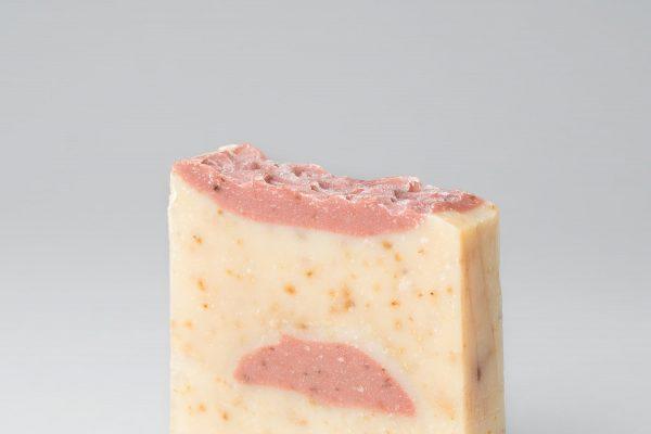Ginseng antioxidant & rejuvenating vegan soap