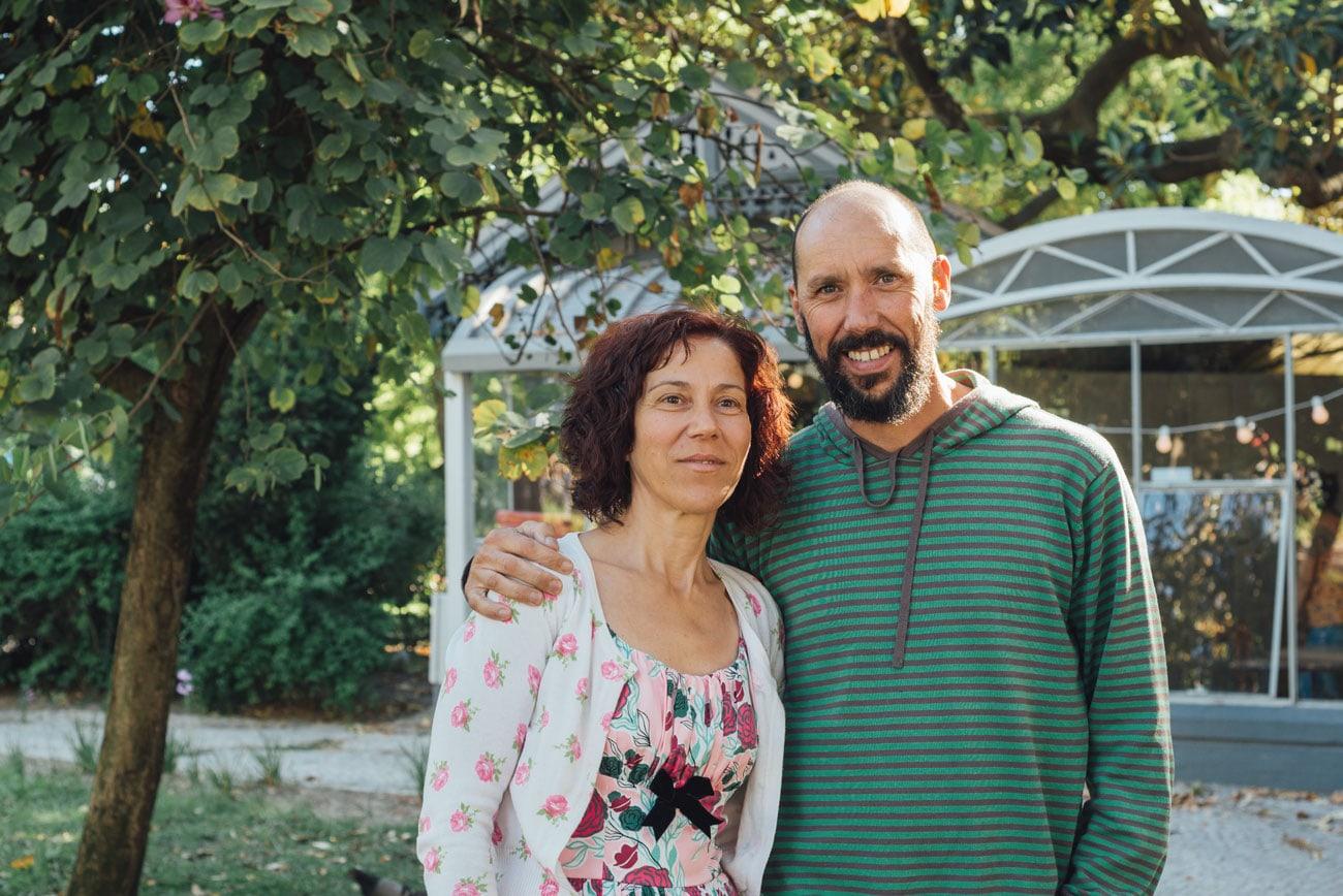 Teresa & Mário from TerraViva