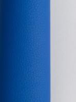 Vegan leather in blue