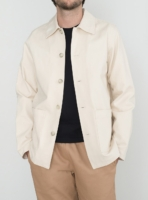 wetheknot denim jacket warm white cotton 01