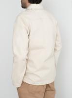 wetheknot denim jacket warm white cotton 02