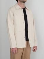 wetheknot denim jacket warm white cotton 03