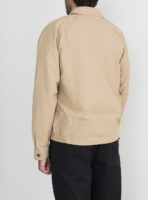wetheknot harrington jacket bege cotton nylon 02