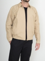 wetheknot harrington jacket bege cotton nylon 03