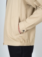 wetheknot harrington jacket bege cotton nylon 05