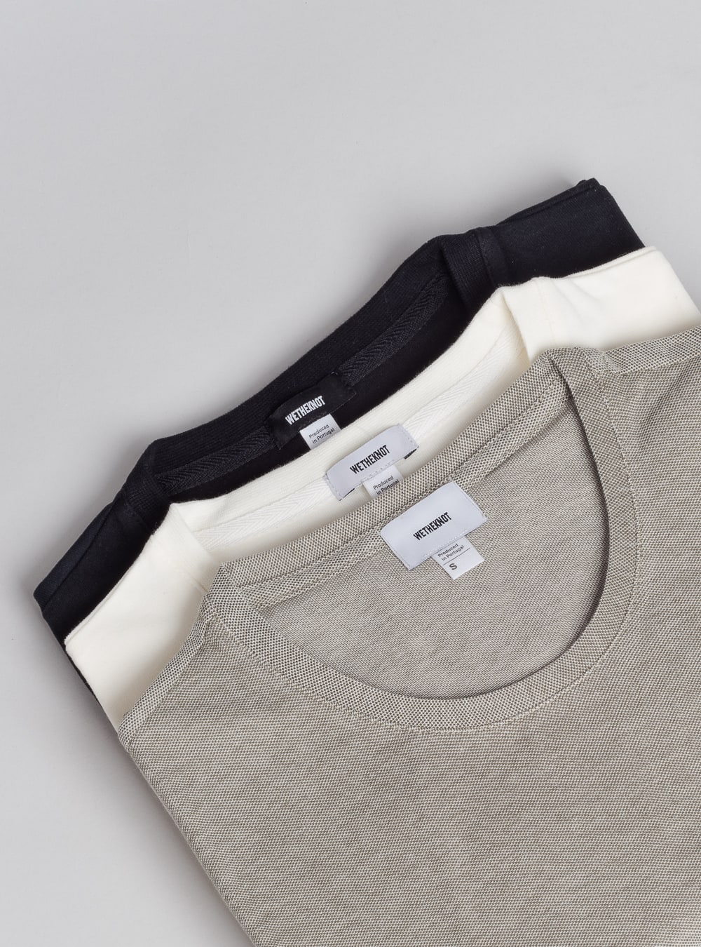 wetheknot essential kits - pack of 3 t-shirts